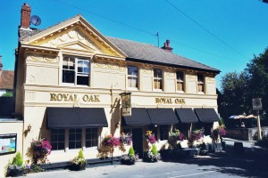 Royal Oak Poynings