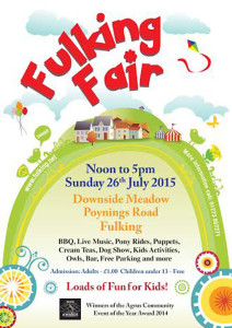 Fulking Fair 2015